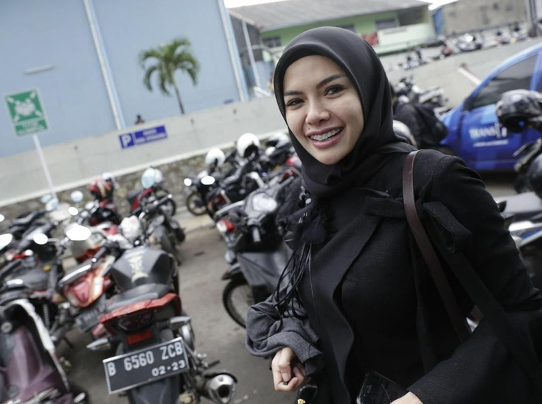 Sam Aliano Belum Minta Maaf, Nikita Mirzani akan Buka Pintu Damai