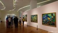 Lukisan Hendra Gunawan di Pasar Internasional 60 Kali Lipat Lebih Tinggi