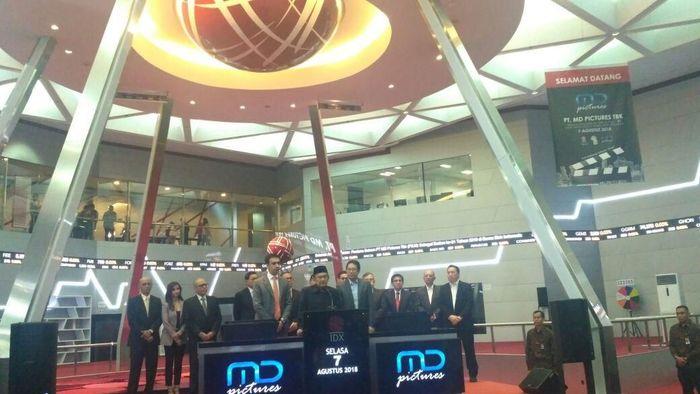 IPO MD Pictures/Foto: Achmad Dwi Afriyadi