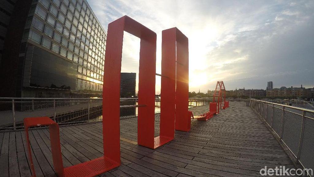 Soal Fasilitas untuk Hidup Sehat, Ibu Kota Baru Bisa Belajar dari Denmark
