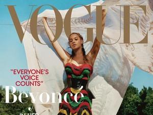 Potret Beyonce untuk Cover Vogue, Fotografer Muda Ini Cetak Sejarah