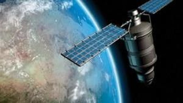 Ilustrasi satelit. Foto: Internet