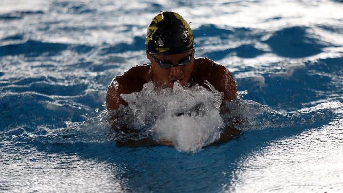 Pelatnas Renang jelang Asian Games 2018