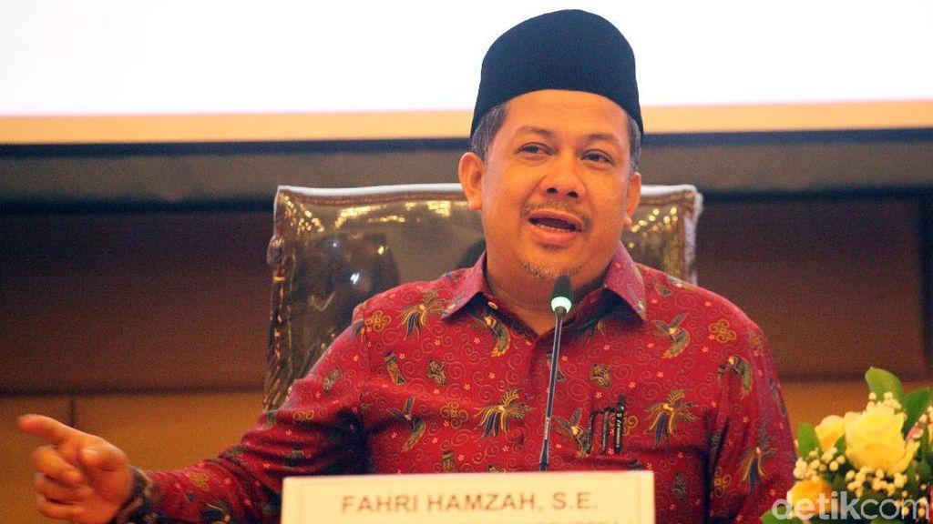 Fahri Bela Prabowo soal Pemindahan Kedubes Australia ke Yerusalem