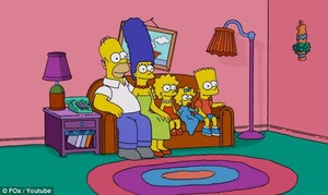 Apa Jadinya Kalau Ruang Tamu The Simpsons Dirombak Ulang?