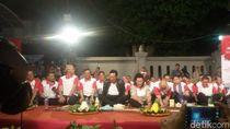 Hadiri Tumpengan Pancasila, Mahfud MD Dipanggil Pak Cawapres