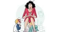 8 Ilustrasi Keseharian Ibu Ini Mana yang Paling Bunda Banget?