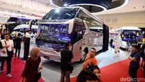 Tidak Hanya Toilet, Kursi Mewah ala Pesawat Juga Terselip di Bus Premium