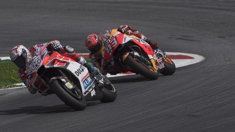 Marquez Sebut Ducati Favorit di MotoGP Austria