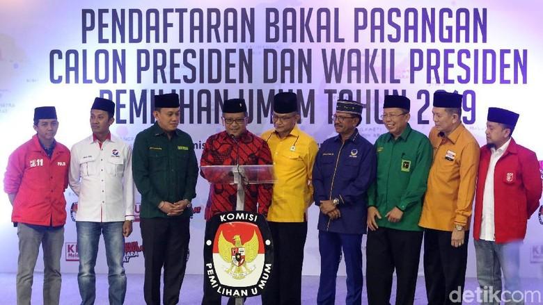 PPP Soal Pendaftaran Capres: Koalisi Ikuti Jadwal KPU, Bukan MK