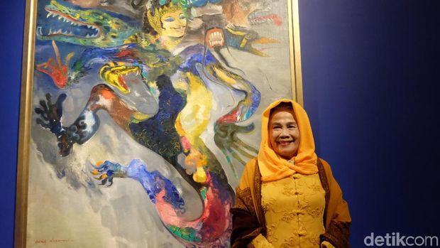 Di Balik Cerita Lukisan 'Telanjang' Karya Hendra Gunawan