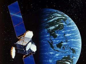 Satelit Telkom-3 Sempat Sukar Diprediksi Jatuh ke Bumi