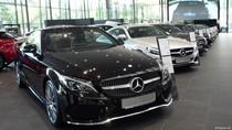 Angka Penjualan Mercedes Benz Turun Tajam dalam 2 Bulan Ini