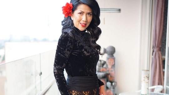 Rayakan Ultah ke-46, Venna Melinda Makin Dekat dengan Calon Mantu