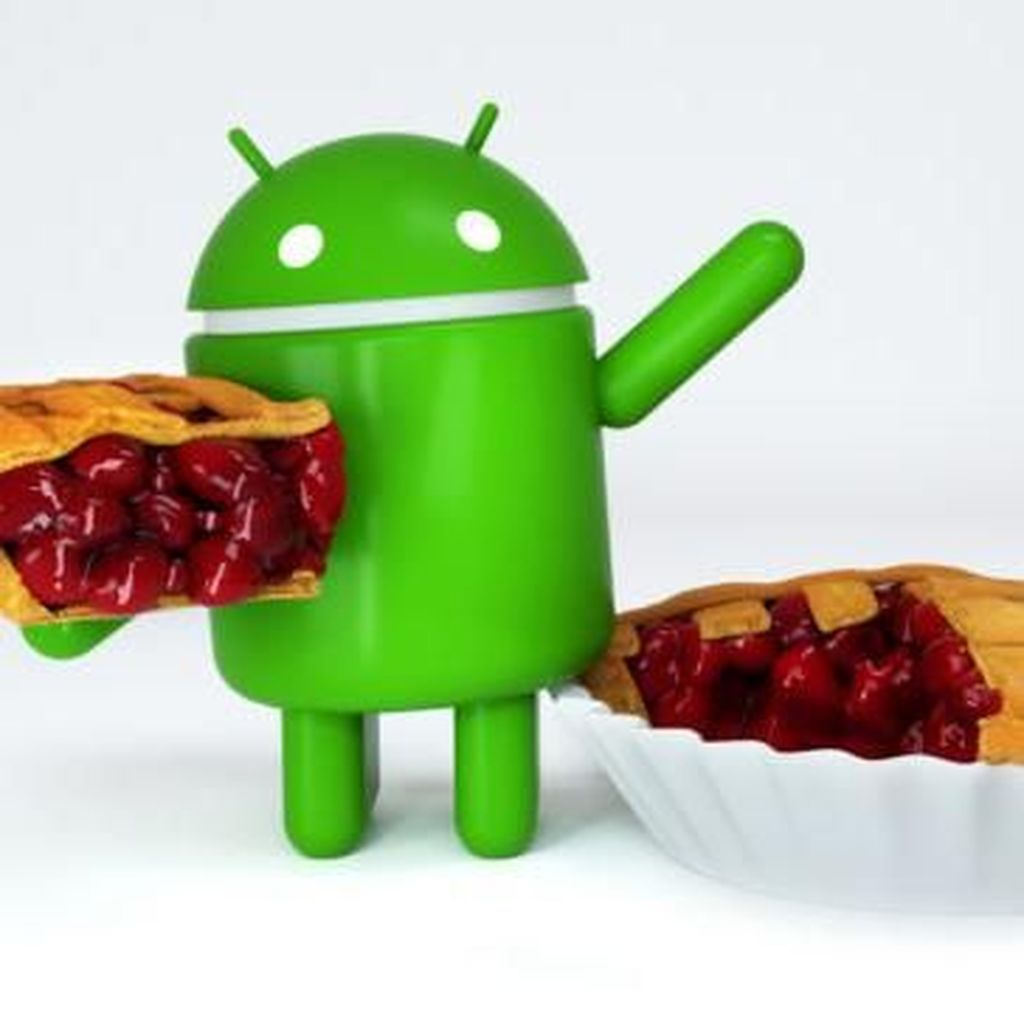 Google Rilis Android Pie Versi Ponsel Murah