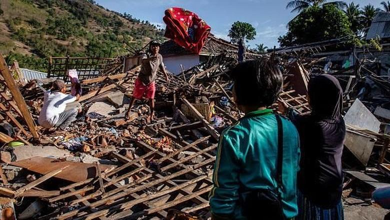 Ini Alasan Pengungsi Keluhkan Bantuan Gempa hingga Dituntut 8 Bulan Penjara