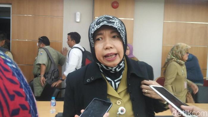 Foto: Plt Dinas Perumahan Rakyat dan Kawasan Pemukiman Meli Budiastuti. (Fida-detikcom)