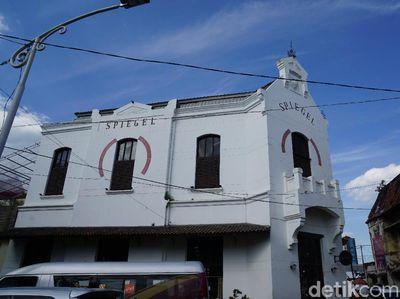 Hangout Kekinian di Kota Tua Semarang, Ini Tempatnya