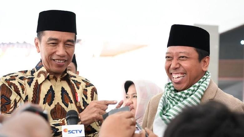 BPN: Prabowo Sudah Jenguk Ahmad Dhani, Kapan Jokowi Besuk Rommy?