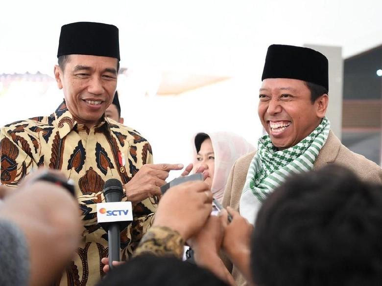 Rommy Bersama Jokowi Akan Hadiri Puncak Hari Santri di Bandung