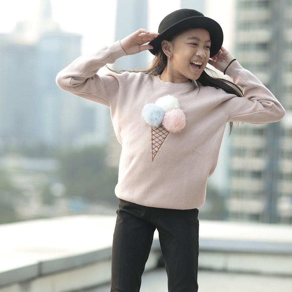 Zara Leola Buktikan Penyanyi Cilik Juga Bisa Berpesan Positif