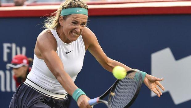 Victoria Azarenka juga lolos ke babak kedua Rogers Cup