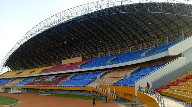 Jakabaring Sport Center menjadi venue utama Asian Games 2018 Palembang.