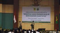 Di Depan Ulama, Jokowi Tepis Tudingan Bahwa Dirinya Antek Asing