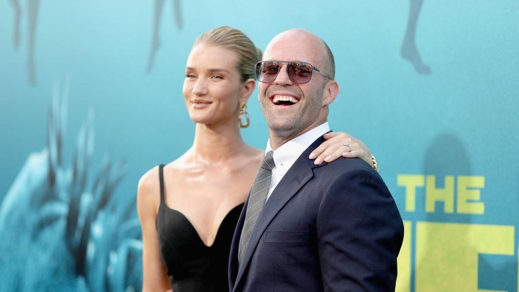 Jason Statham Korbankan Nyawa Berenang dengan Hiu untuk The Meg