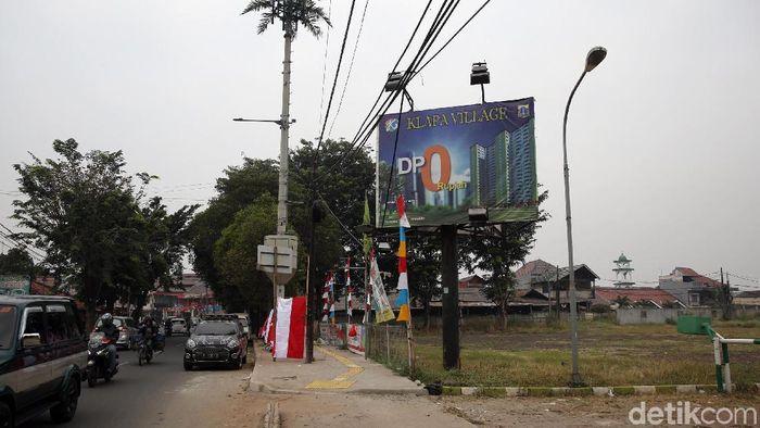 Rumah DP Rp 0 Klapa Village-Pondok Kelapa/Foto: Agung Pambudhy
