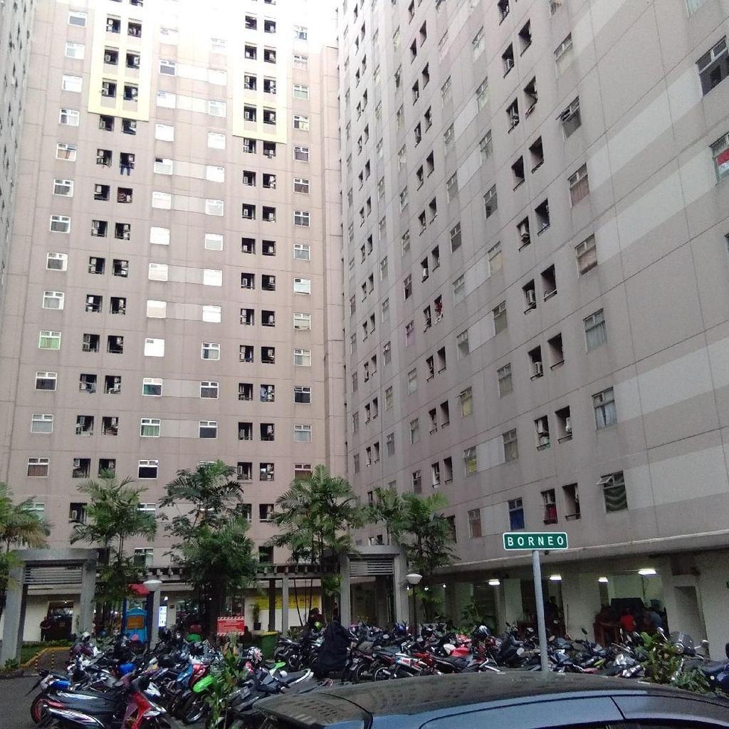 Polisi Cek Info Pengelola Kalibata City Copot Bendera Merah-Putih
