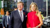 Gaya Ratu Belanda yang Tetap Stylish di Usia 47 Tahun