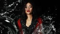 Muka sensual Marion Jola membuat netizen gagal fokus.Foto: Dok. Instagram/fdphotography90
