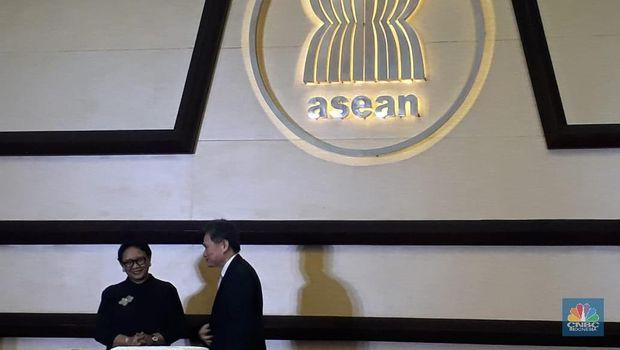 RI Belum Selesai Bahas Ratifikasi 6 Perjanjian Dagang ASEAN