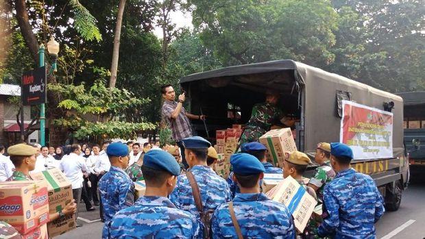 Kapolda Metro Jaya Irjen Idham Azis  mengatakan kegiatan ini merupakan bentuk soliditas antar lembaga.