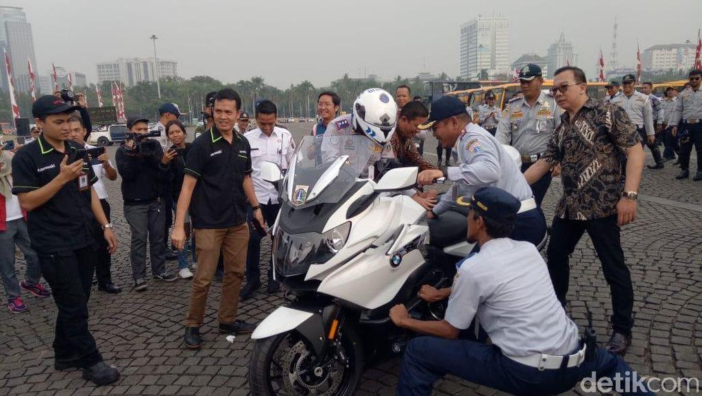 Sukseskan Asian Games, Dishub Siapkan Ribuan Kendaraan