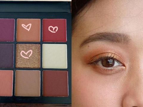 eyeshadow huda beauty