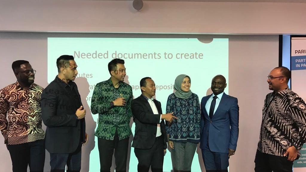 Hipmi Minta Prancis Terbuka Terhadap Produk Indonesia