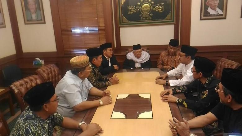 NU Bicara Opsi Tinggalkan Jokowi Jika Mahfud Md Jadi Cawapres