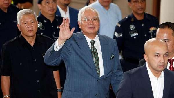 Kembali Disidang, Najib Razak Dijerat 3 Dakwaan Pencucian Uang