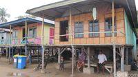 Penduduk Pulau Rinca juga menggantungkan hidup lewat pariwisata (Afif Farhan/detikTravel)