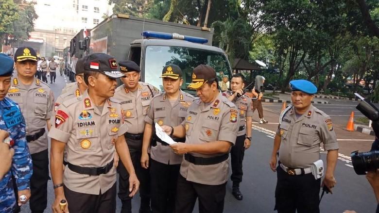 Polda Metro-Kodam Jaya Kirim Bantuan Bagi Korban Gempa Lombok