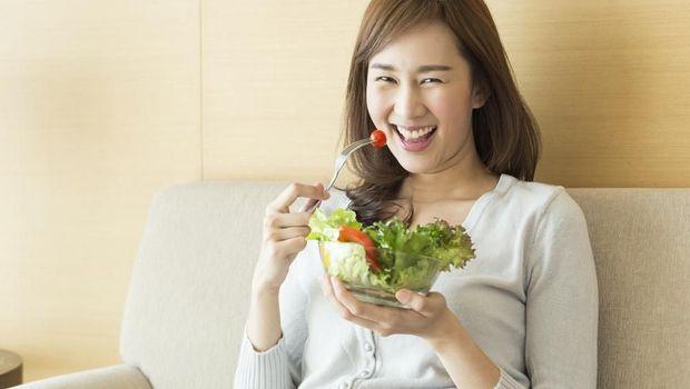 Ilustrasi tips diet