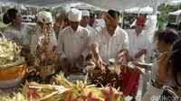 Upacara Melaspas, Patung GWK Kini Siap Diresmikan Presiden Jokowi