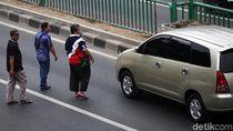Aksi-aksi Tidak Tertib yang Membahayakan Pengguna Jalan