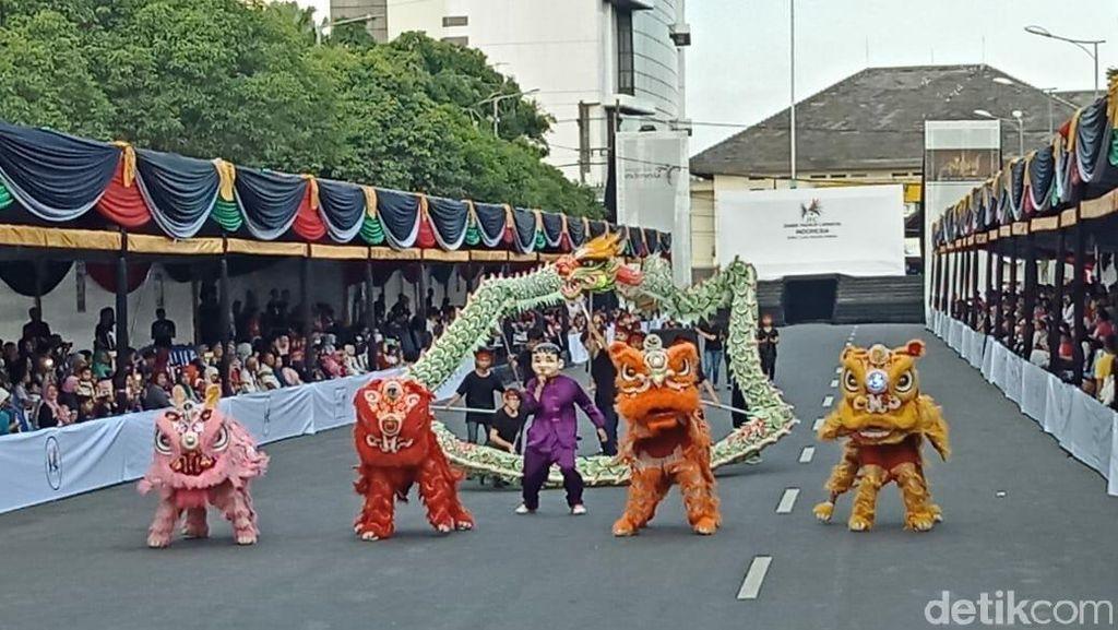 Jember Fashion Carnival Tampilkan Parade Hewan, Imut Banget!