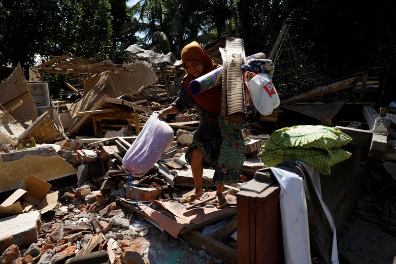 Gubernur NTB Terpilih Minta Gempa Lombok Jadi Bencana Nasional