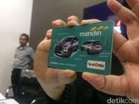 Service Booking Card Mitsubishi Xpander.