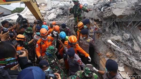 Gubernur NTB Terpilih: 381 Orang Tewas Akibat Gempa