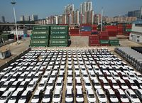 Ekonomi Lesu, Penjualan Mobil China Turun 10 Bulan Beruntun